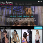 Sweetfemdom Join With ClickandBuy