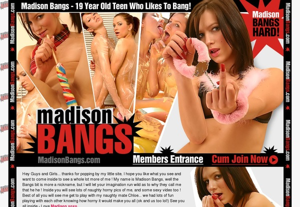 Madison Bangs Mobile